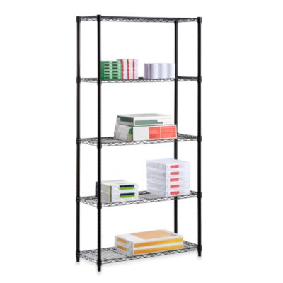 Honey-Can-Do Steel 5-Tier Shelving Unit