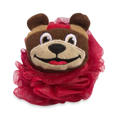 MascotWear™ NFL Mascot Bath Loofahs > MascotWear™ NFL San Francisco 49ers Mascot Bath Loofahs