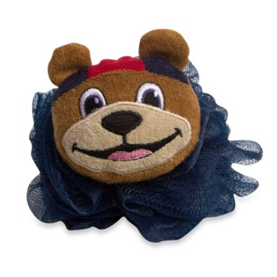 MascotWear™ NFL New York Giants Mascot Bath Loofahs