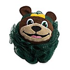 MascotWear™ NFL Mascot Bath Loofah - Green Bay Packers