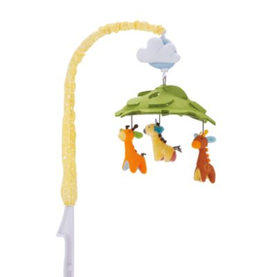 Mobiles > SKIP*HOP® Musical Crib Mobile in Giraffe Safari