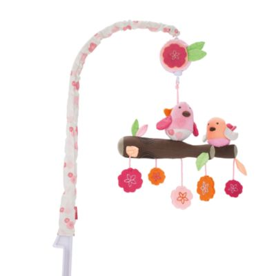 SKIP*HOP® Musical Crib Mobile in Springtime Birdie