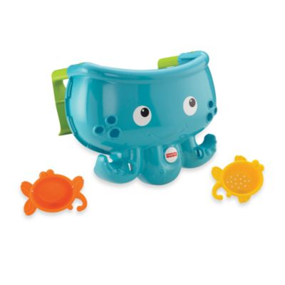 Fisher-Price® Splash 'n Store Octopus Caddy