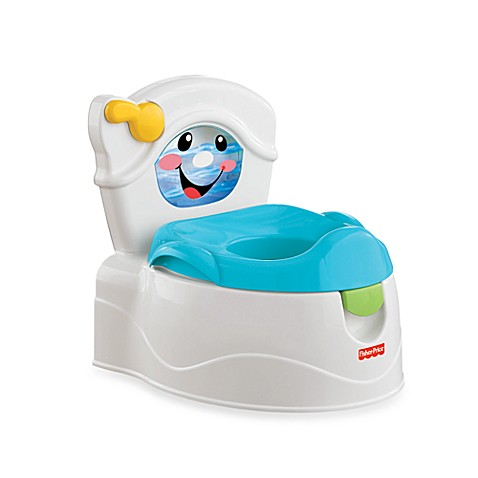 Fisher-Price® Learn-to-Flush Potty