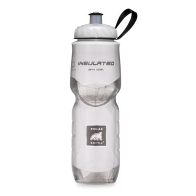Polar Bottles® 24-Ounce Water Bottle in White