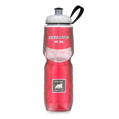 Polar Bottles® 24-ounce Water Bottle in Red