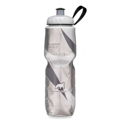 Polar Bottle® 24-Ounce Sport Water Bottle in Black
