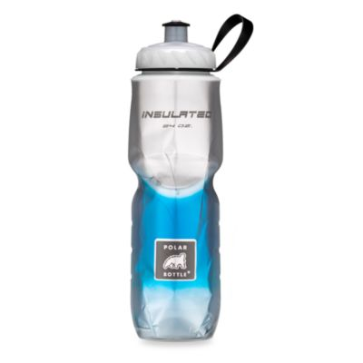 Polar Bottles® Fade 24-Ounce Sport Water Bottle in Blue
