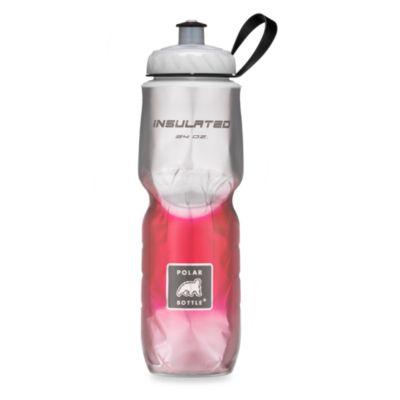 Polar Bottles® Fade 24-Ounce Sport Water Bottle in Red