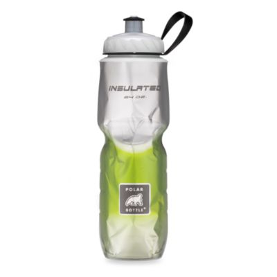 Polar Bottles® Fade 24-Ounce Sport Water Bottle in Green