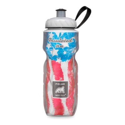 Polar Bottles® USA 20-Ounce Sport Water Bottle