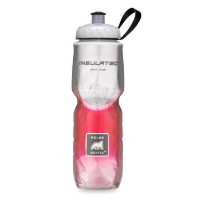 Polar Bottles® Fade 20-Ounce Sport Water Bottle in Red