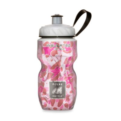 Polar Bottles® Leopard 12-Ounce Water Bottle