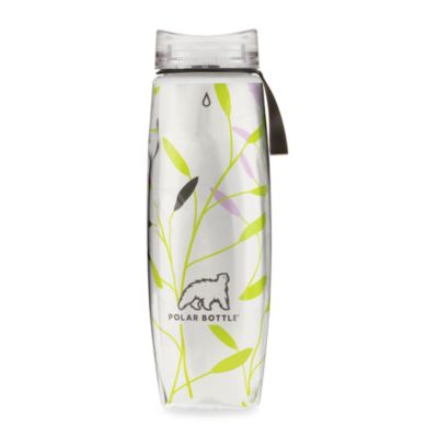 Polar Bottles® Ergo Leaves 22-Ounce Sport Water Bottle