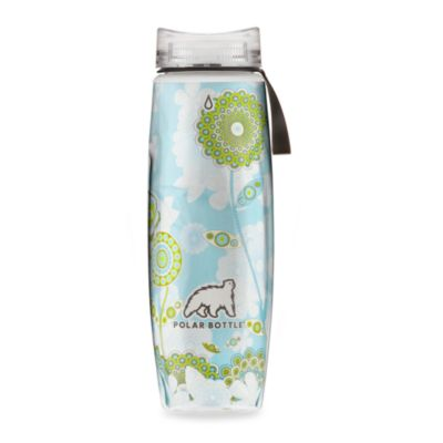 Polar Bottles® Ergo Oh Happy Day 22-Ounce Sport Water Bottle