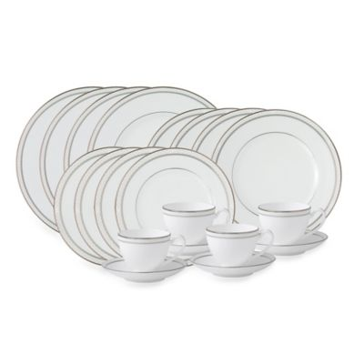 Waterford® Padova 20-Piece Place Setting