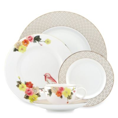 kate spade new york Waverly Pond™ 5-Piece Place Setting