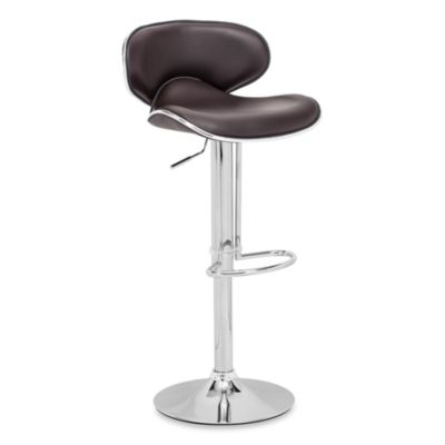 Zuo® Modern Fly Barstool in White