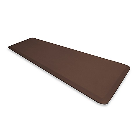 NewLife Bio-Foam Brushed Earth Kitchen Floor Mat