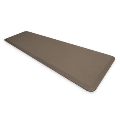 GelPro® NewLife® Bio-Foam® 20-Inch x 72-Inch Comfort Mat in Stone