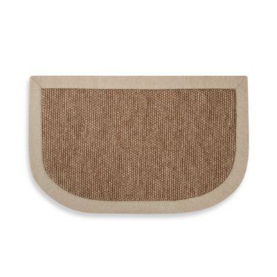 Microdry Chenille Linen Kitchen Mat