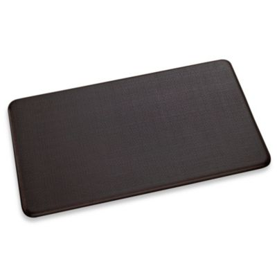 Sublime Imprint Key West Anti-Fatigue Comfort Mat in Espresso