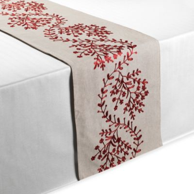 Salerno 100% Cotton Table Runner