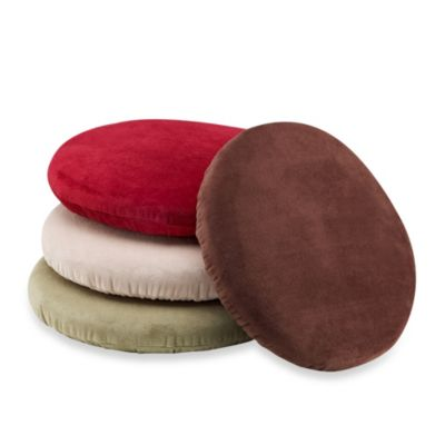 Memory Foam Bar Stool Cover