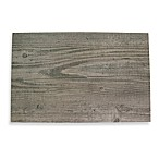 Birch Faux Wood Hard Placemat
