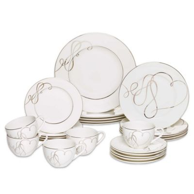 Mikasa® Love Story 20-Piece Place Setting