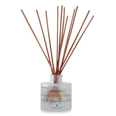 Yankee Candle® Aromatherapy Spa™ Relax Lotus Flower Reed Diffuser
