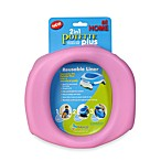 Potette® Plus 2-in-1 Reusable Liner in Pink