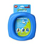 Potette® Plus 2-in-1 Reusable Liner in Blue