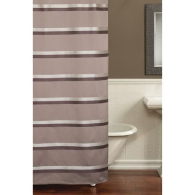 India Ink Clinton 72-Inch x 72-Inch Shower Curtain