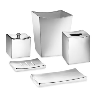 Kraftware™ Monaco Stainless Steel Tissue Holder