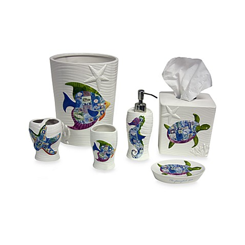 Sea Allure Bath Tumbler