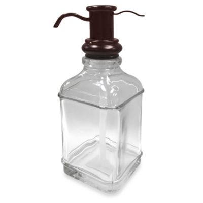 Middleton Lotion Dispenser in Taupe