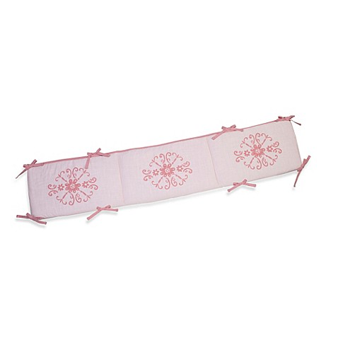 The Willow by Wendy Bellisimo™ Secure-Me Crib Bumper