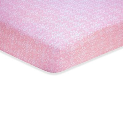 The Willow by Wendy Bellisimo™ Fitted Crib Sheet