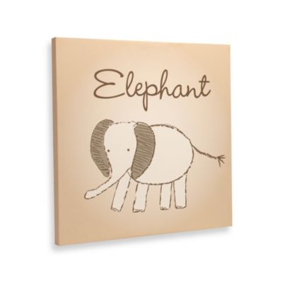 The Sweet Safari by Wendy Bellisimo™ Canvas Wall Art