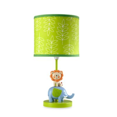 NoJo Lamp & Shade