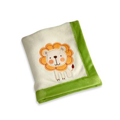 NoJo® Congo Bongo Appliqué Blanket