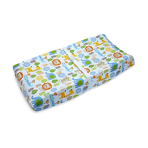 NoJo® Congo Bongo Changing Table Cover