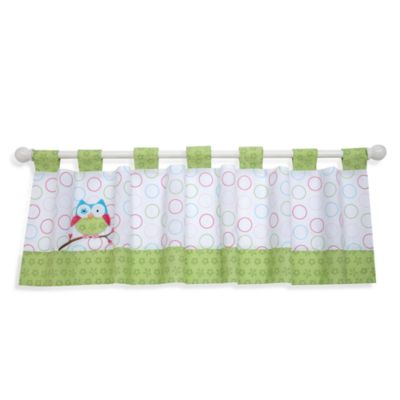 Taggies™ Owl Window Valance