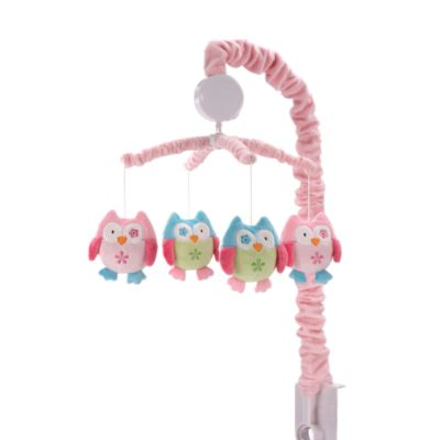 Taggies™ Owl Crib Bedding Collection > Taggies™ Owl Musical Mobile