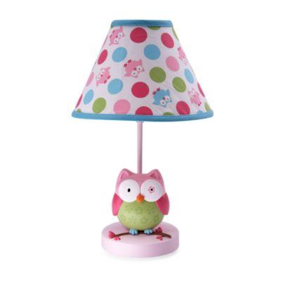 Taggies™ Owl Lamp & Shade