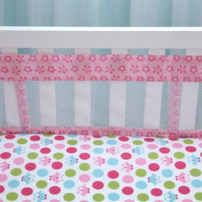 Taggies™ Owl Crib Liner