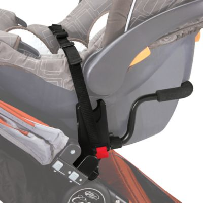 Baby Jogger® Single Stroller Mounting Bracket Car Seat Adapter