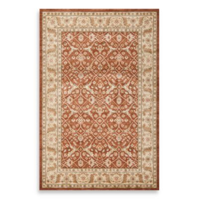 Rust Decorative Rugs