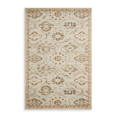 Safavieh Florenteen-Jonquil 8-Foot x 11-Foot Floor Rug in Grey/Ivory